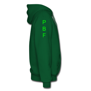 PBF Men's Hoodie - forest green