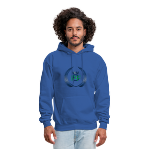 PBF Men's Hoodie - royal blue