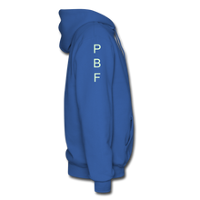Load image into Gallery viewer, PBF Men's Hoodie - royal blue