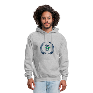 PBF Men's Hoodie - heather gray