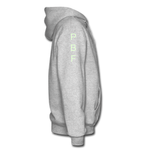 Load image into Gallery viewer, PBF Men's Hoodie - heather gray