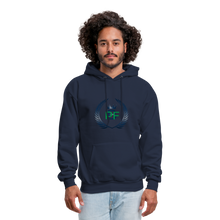 Load image into Gallery viewer, PBF Men's Hoodie - navy
