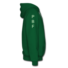 Load image into Gallery viewer, PBF Men's Hoodie - forest green