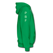 Load image into Gallery viewer, PBF Men's Hoodie - kelly green