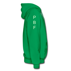PBF Men's Hoodie - kelly green