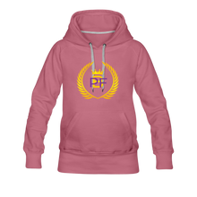 Load image into Gallery viewer, PBF Women's Premium Hoodie - mauve