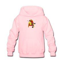 Load image into Gallery viewer, Paperboy Fly Kids' Hoodie - pink