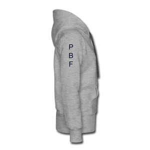 PBF Women's Premium Hoodie - heather gray