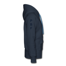 Load image into Gallery viewer, PBF Women's Premium Hoodie - navy