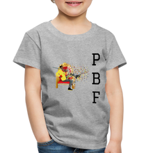 Load image into Gallery viewer, PaperboyFly Toddler Premium T-Shirt - heather gray