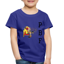 Load image into Gallery viewer, PaperboyFly Toddler Premium T-Shirt - royal blue