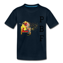 Load image into Gallery viewer, PaperboyFly Toddler Premium T-Shirt - deep navy