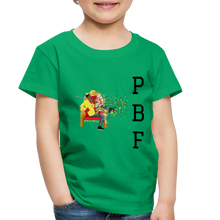 Load image into Gallery viewer, PaperboyFly Toddler Premium T-Shirt - kelly green