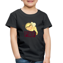 Load image into Gallery viewer, PaperboyFly Short Sleeve Toddler T-Shirt - black