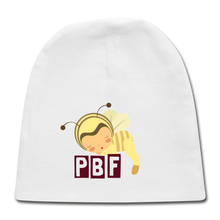 Load image into Gallery viewer, PBF Baby Cap - white