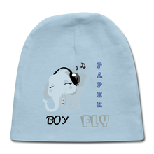 Load image into Gallery viewer, PBF Baby Cap - light blue