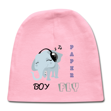 Load image into Gallery viewer, PBF Baby Cap - light pink