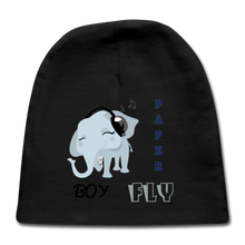Load image into Gallery viewer, PBF Baby Cap - black