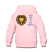 Load image into Gallery viewer, PBF Lion Kids' Hoodie - pink