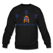 Load image into Gallery viewer, PBF Crewneck Sweatshirt - black