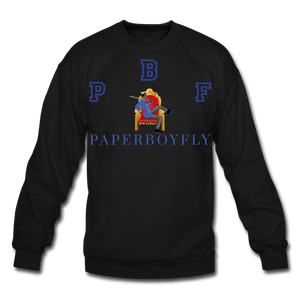 PBF Crewneck Sweatshirt - black