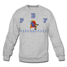 Load image into Gallery viewer, PBF Crewneck Sweatshirt - heather gray