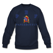 Load image into Gallery viewer, PBF Crewneck Sweatshirt - navy