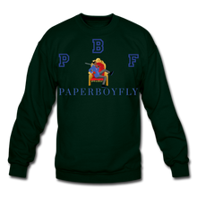 Load image into Gallery viewer, PBF Crewneck Sweatshirt - forest green