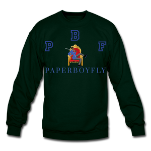 PBF Crewneck Sweatshirt - forest green