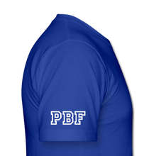 Load image into Gallery viewer, PBF Crown Me - royal blue