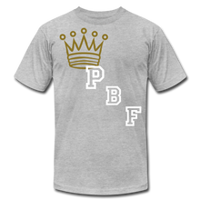 Load image into Gallery viewer, PBF Crown Me - heather gray