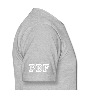 PBF Crown Me - heather gray