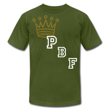 Load image into Gallery viewer, PBF Crown Me - olive
