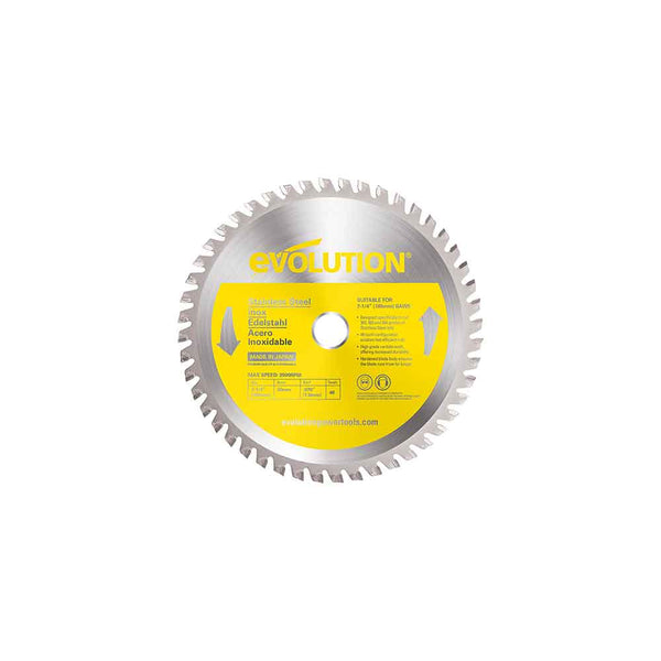 185mm Stainless Steel Cutting 48T Blade