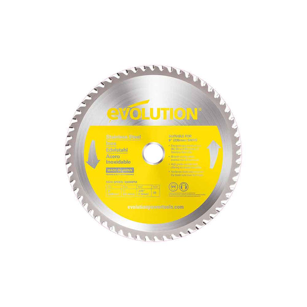 230mm Stainless Steel Cutting 60T Blade