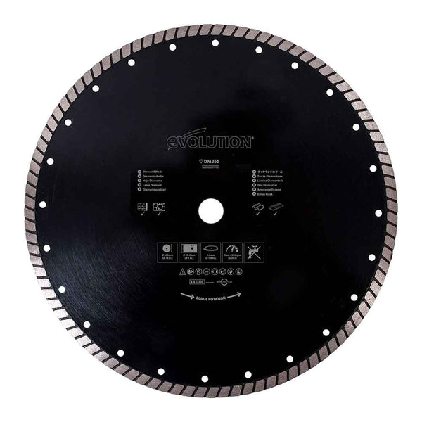 355mm Diamond Blade