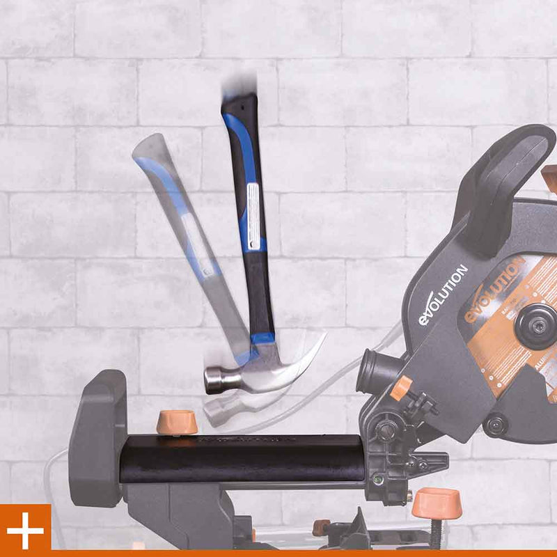 R210SMS+ - 210mm Sliding Mitre Saw