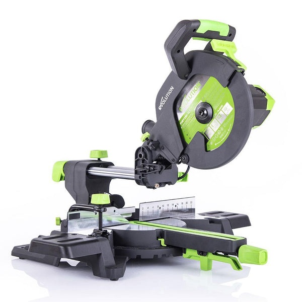 F255SMS - 255mm Sliding Mitre Saw (230v)