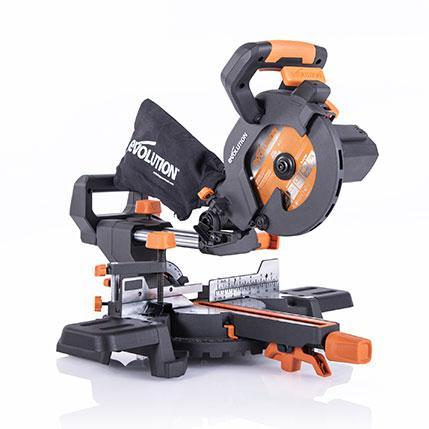 R185SMS+ - 185mm TCT Sliding Mitre Saw