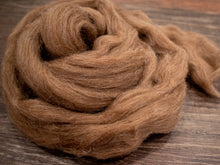 Load image into Gallery viewer, Shetland Wool - Natural Moorit  (4oz)