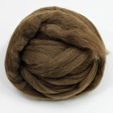 Load image into Gallery viewer, Shetland Wool - Natural Moorit  (8oz)