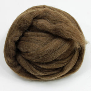 Shetland Wool - Natural Moorit  (8oz)