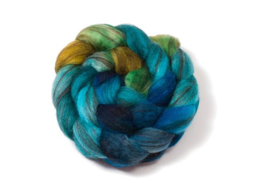 Blue Face Leicester - BFL - Wool  (4oz) | Combed Top / Roving for Spinning and Felting
