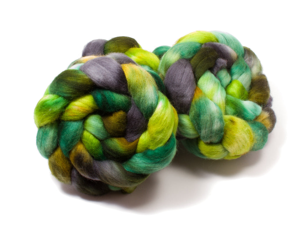 Polwarth Wool (4oz) | Combed Top / Roving for Spinning and Felting