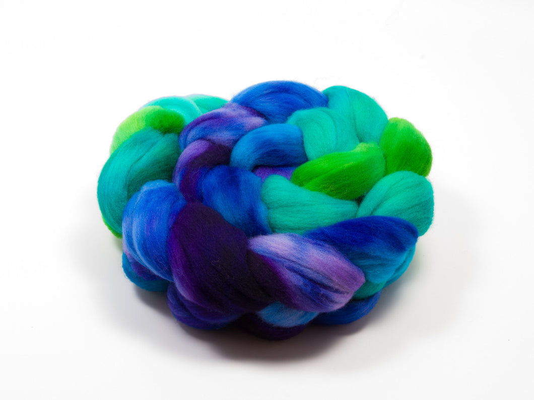 Targhee Wool (4oz) | Combed Top / Roving for Spinning and Felting