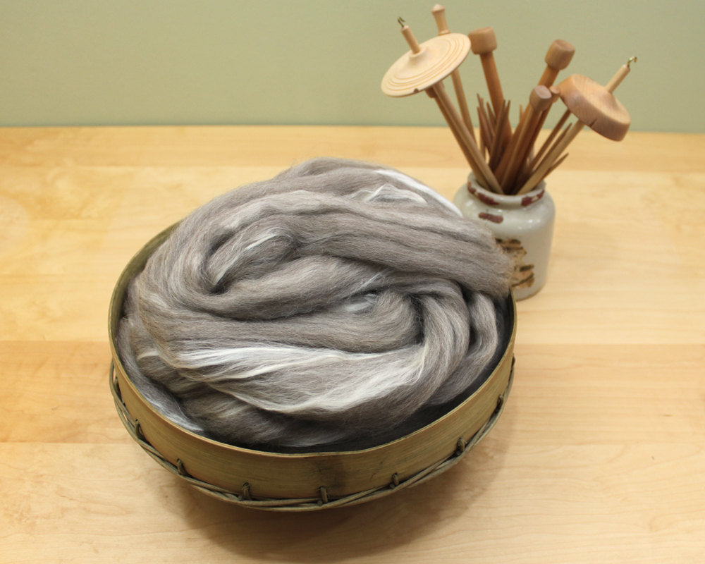 Oatmeal BFL / Silk (8oz)