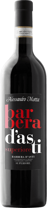 Barbera d'Asti Superiore 2016