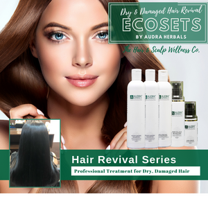 ECOSET The Hair Revival Series | For Dry, Damaged Hair Treatment