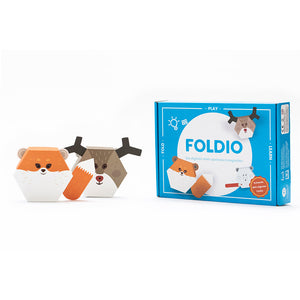 Foldio starter set with Calliope mini