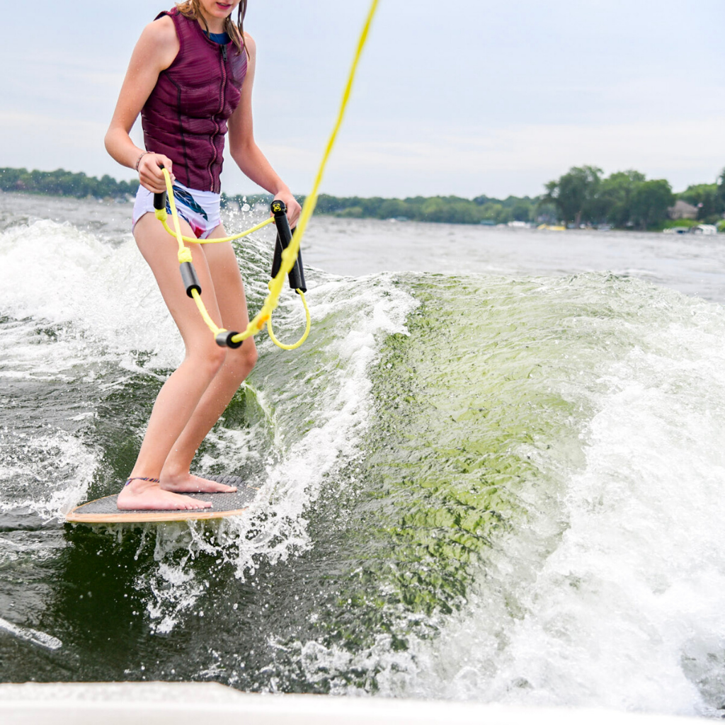 Mission Wake Shaper Echo